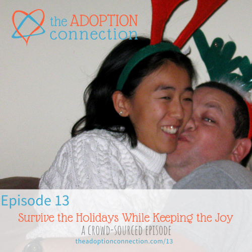 holiday adoption survival