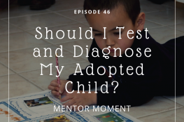 adoption, diagnosis