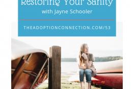 adoption, mom, self care