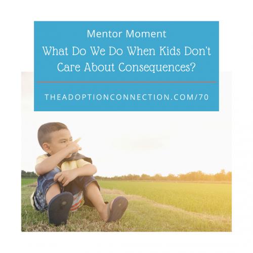 adoption, punishment, consequences, behaviors