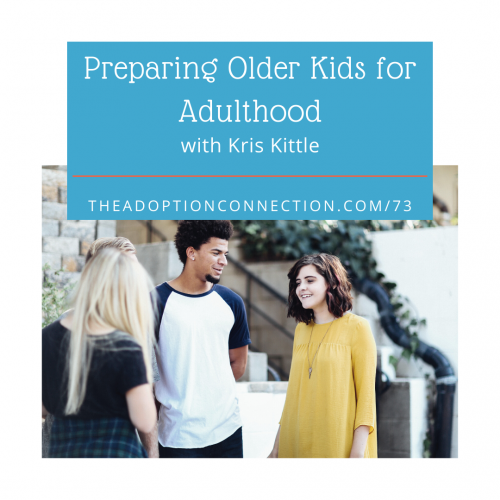 theadoptionconnection, adoptionpodcast, teenadoption, olderchildadoption, thisisus, fosterlove, adoptionstory, adoptivemom